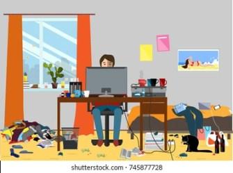 Student Chaos Stock Vectors Images & Vector Art Shutterstock