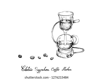 Espresso Machine Sketch Images, Stock Photos & Vectors