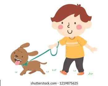 cartoon pets images stock