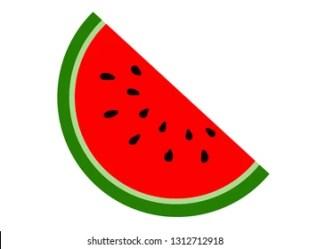 Watermelon Clipart Images Stock Photos & Vectors Shutterstock
