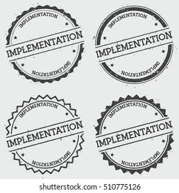 Implementation Seal Images, Stock Photos & Vectors