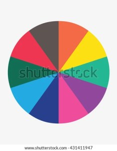 Info template pie charts with steps vector also stock royalty free rh shutterstock