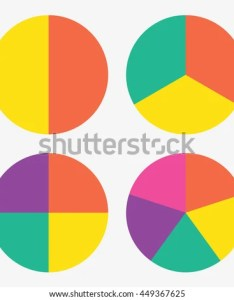 Info template pie charts with steps also stock vector royalty free rh shutterstock