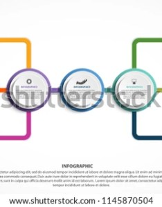 Infographic design organization chart template for business presentations information banner timeline or web also stock vector rh shutterstock