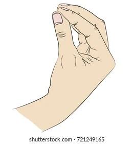 italian hand gestures images