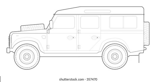 Land Rover Military Images, Stock Photos & Vectors
