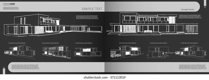 Architecture Portfolio Hd Stock Images Shutterstock