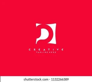 https www shutterstock com image vector letter d creative pillow shape logo 1132266389