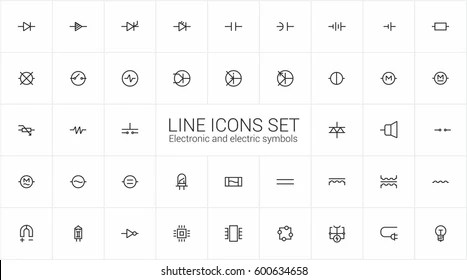 electrical plan icons | comprandofacil co