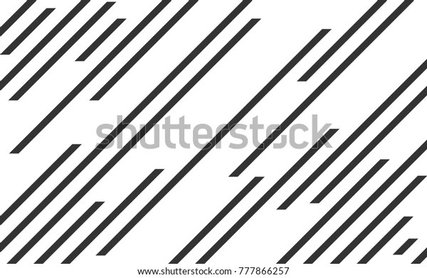 Line Pattern Speed Lines Stock Vector (Royalty Free) 777866257