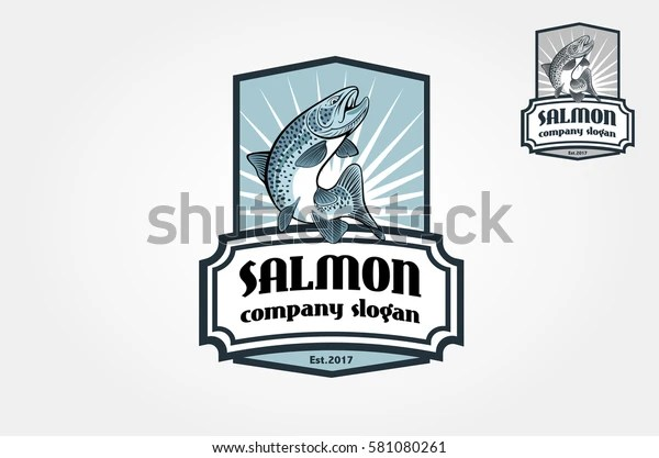 Logo Template Suitable Businesses Product Names Stock Vector (Royalty Free) 581080261
