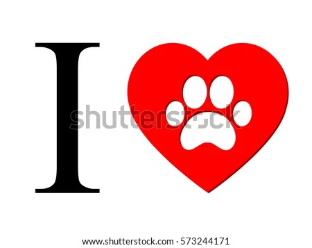 Download Love Dogs Logo Love My Dog Stock Vector (Royalty Free ...