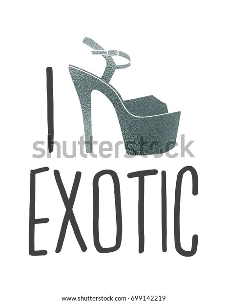 Download Love Pole Dance Stripper Shoes Vector Stock Vector ...