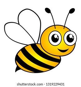 Bee Cartoon Images Stock Photos Vectors Shutterstock