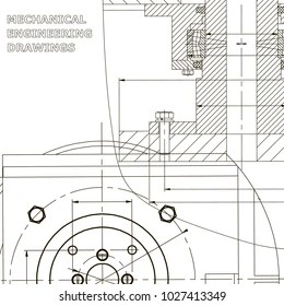 Mechanical Drawing Images, Stock Photos & Vectors
