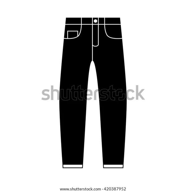 mens jeans fashion element