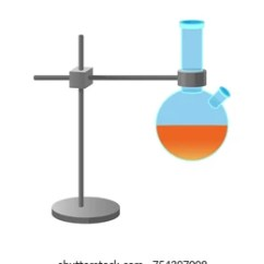 Retort Stand And Clamp Diagram 350 Engine Belt Images Stock Photos Vectors Shutterstock Metal With Holding Round Bottomed Glass Laboratory Flask Orange Liquid Inside
