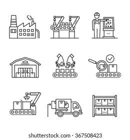 Heavy Equipment Icons Images, Stock Photos & Vectors