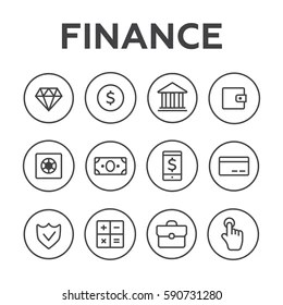 Coins And Bank Notes Stock Images, Royalty-Free Images