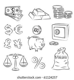 Bullion Currencies Images, Stock Photos & Vectors