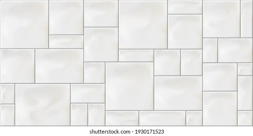 https www shutterstock com image vector mosaic square white grey colored ceramic 1930171523