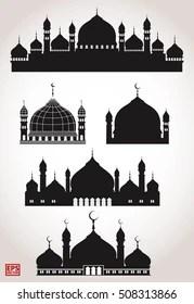 Mosque Free Vector Art - (10,701 Free Downloads)