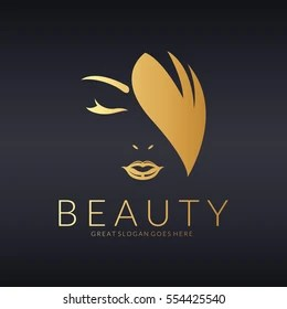 beauty logo images stock