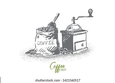 Vectores, imágenes y arte vectorial de stock sobre Coffee