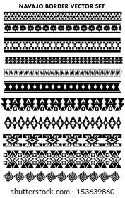 Native American Border Designs : native, american, border, designs, Native, American, Borders, Stock, Images, Shutterstock