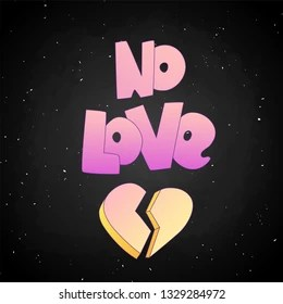no love images stock