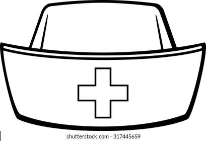 Best Templates: Paper Nurse Hat Template