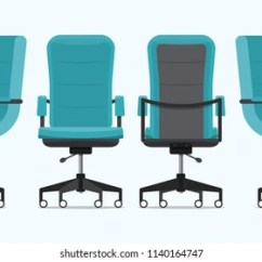 Chair Design Back Angle Diy Hammock Swing Images Stock Photos Vectors Shutterstock Office Or Desk In Various Points Of View Armchair Stool Front