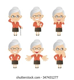 female retirement cartoons images