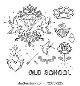 Small Traditional Tattoo Ideas