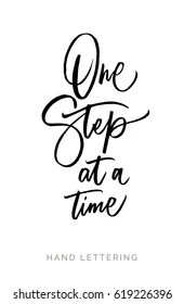 One Step at a Time Images, Stock Photos & Vectors
