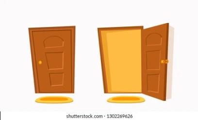 Cartoon Door Images Stock Photos & Vectors Shutterstock