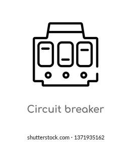 Circuit Breaker Box Stock Vectors, Images & Vector Art