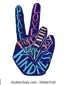 peace graphics images stock