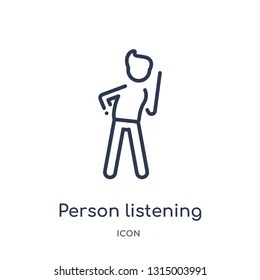 Social Listening Icon Images, Stock Photos & Vectors