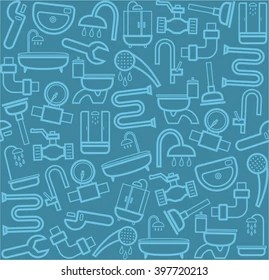 Plumbing Background Images Stock Photos Vectors Shutterstock
