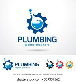 Plumbing Logo Images Stock Photos Vectors Shutterstock