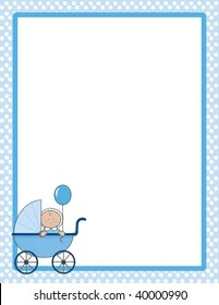 Border Design For Baby : border, design, Border, Stock, Images, Shutterstock