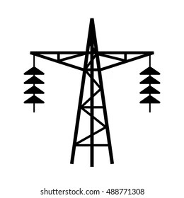 Electrical Substation Icon Images, Stock Photos & Vectors