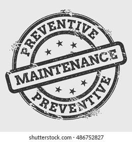 Preventive Maintenance Images, Stock Photos & Vectors