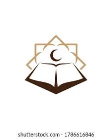 Logo Quran Vector : quran, vector, Quran, Kareem, Vector, Islamic, Stock, (Royalty, Free), 1786616846