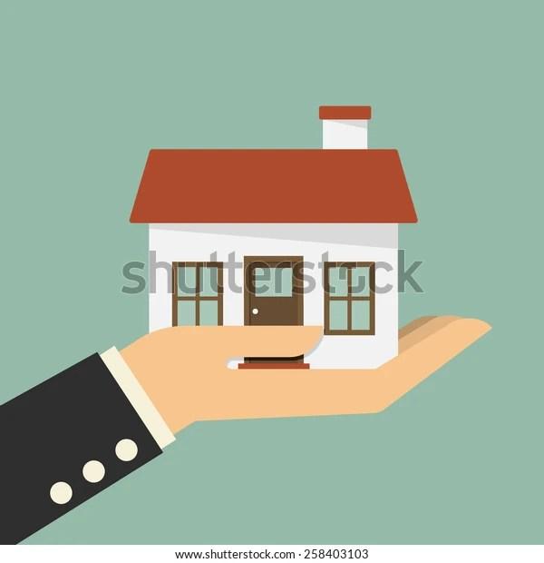 real estate offer businessman