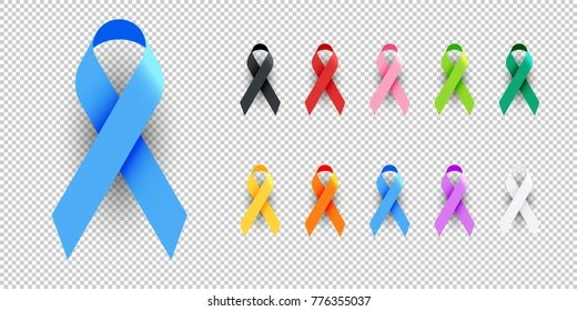 awareness ribbon images stock