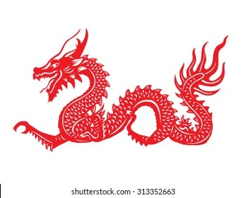chinese dragon images stock