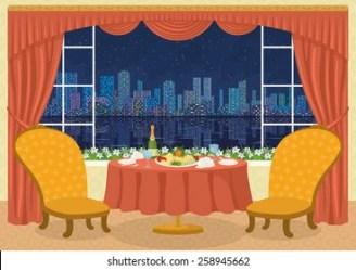 Restaurant Cartoon Images Stock Photos & Vectors Shutterstock