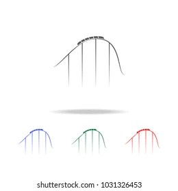 Roller Coaster Cartoon Images, Stock Photos & Vectors
